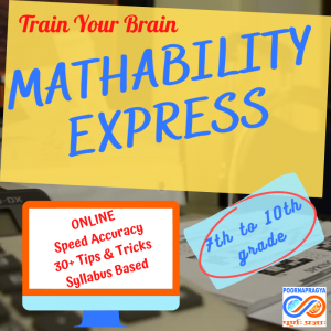 Mathability Express – double your numeracy speed and accuracy